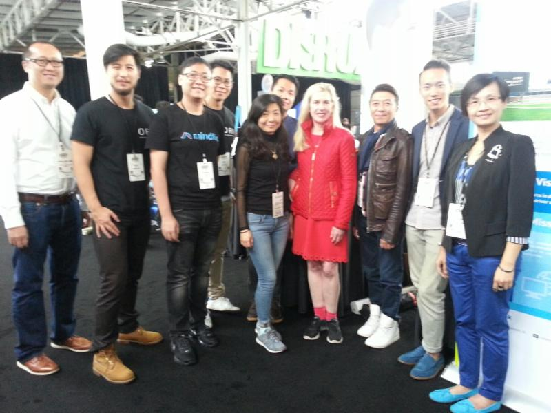 Cyberport founders