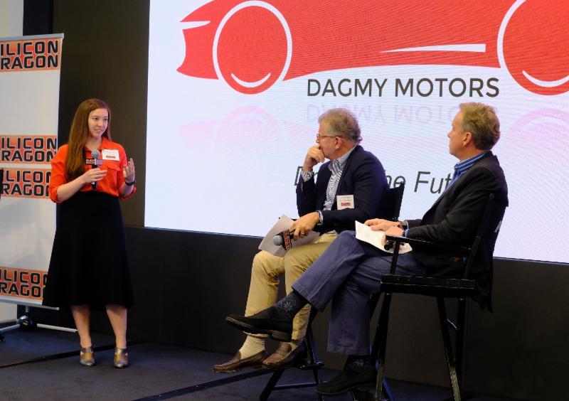 Dagmy Motors pitch