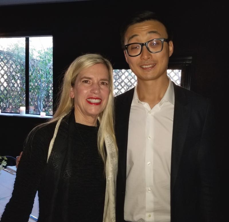 Rebecca, David Li