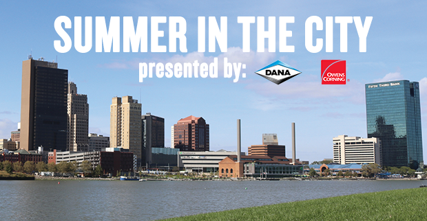 Summer in the City presented by Dana _ Owens Corning