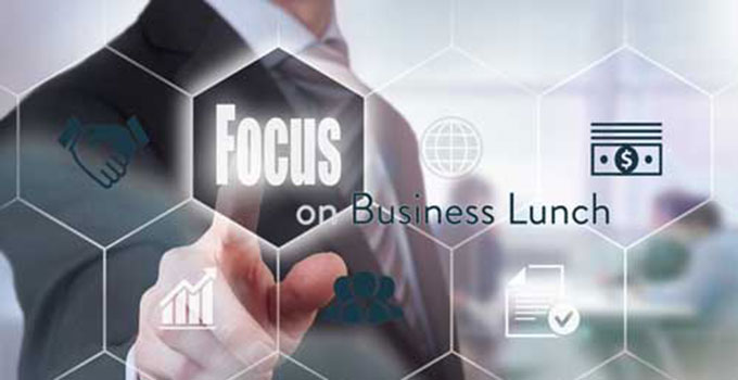 Focus on Business Lunch
