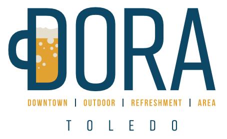 DORA Toledo - Downtown Outdoor Refreshment Area