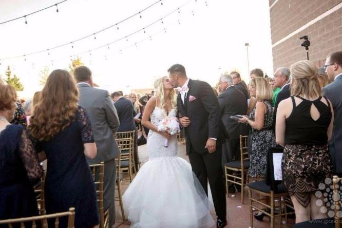 Wedding at The Pinnacle