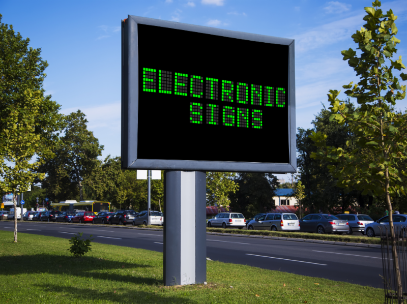 Electronic Signs