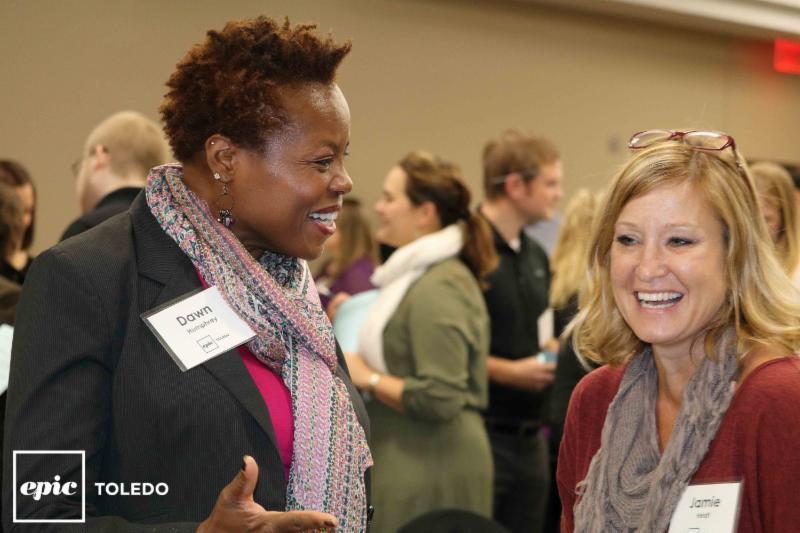 EPIC Toledo Members Enjoy the 2016 EPIC Toledo Leadership Summit