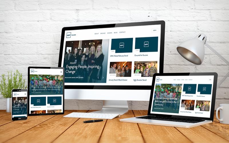 WhiteLabel EPIC Toledo Website