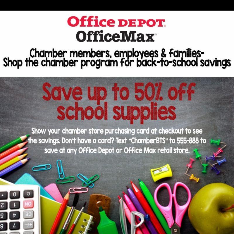 Back-to-school savings