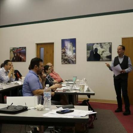 Paul Zito, RGP, addresses the participants in Export Success