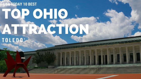 USA Today 10 Best Top Ohio Attraction