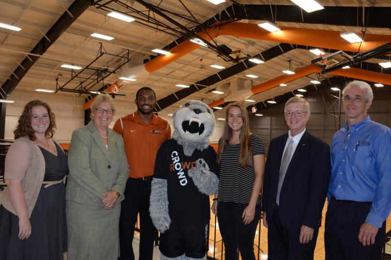 Lourdes University Russel J. Ebeid Recreation Center Named 2017 Building of the Year