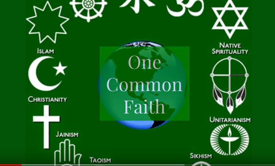 One Common Faith video screenshot