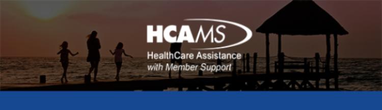 HCAMS Header
