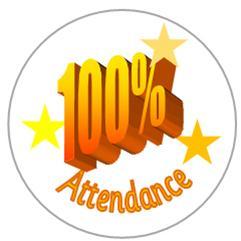 ATTENDANCE100