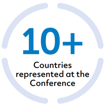 More than ten countries represented at the conference