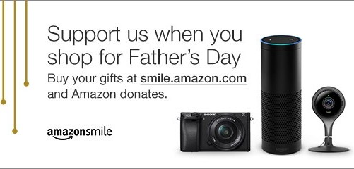 Support us when you shop for Father's Day