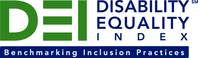 DEI. Disability Equality Index. Benchmarking Incusion Practices.