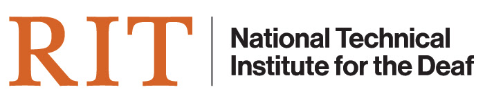 RIT. National Technical Institute for the Deaf.