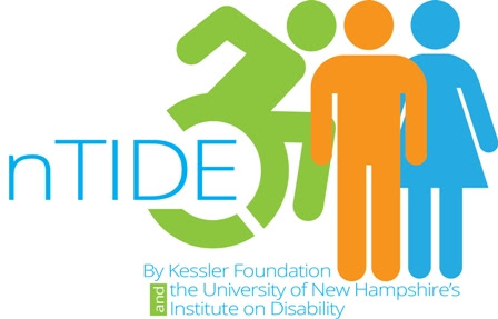 nTIDE by Kessler Foundation and the University of New Hampshire Institute on Disability