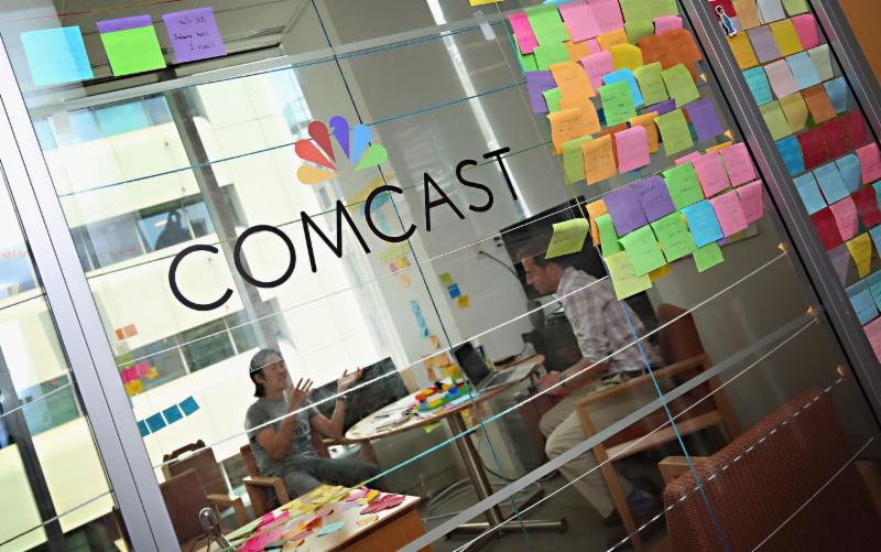 Comcast office