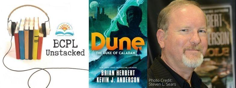 BCPL Unstacked Kevin J Anderson Dune Duke of Caladan