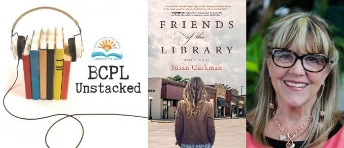 BCPL Unstacked Interview with Susan Cushman
