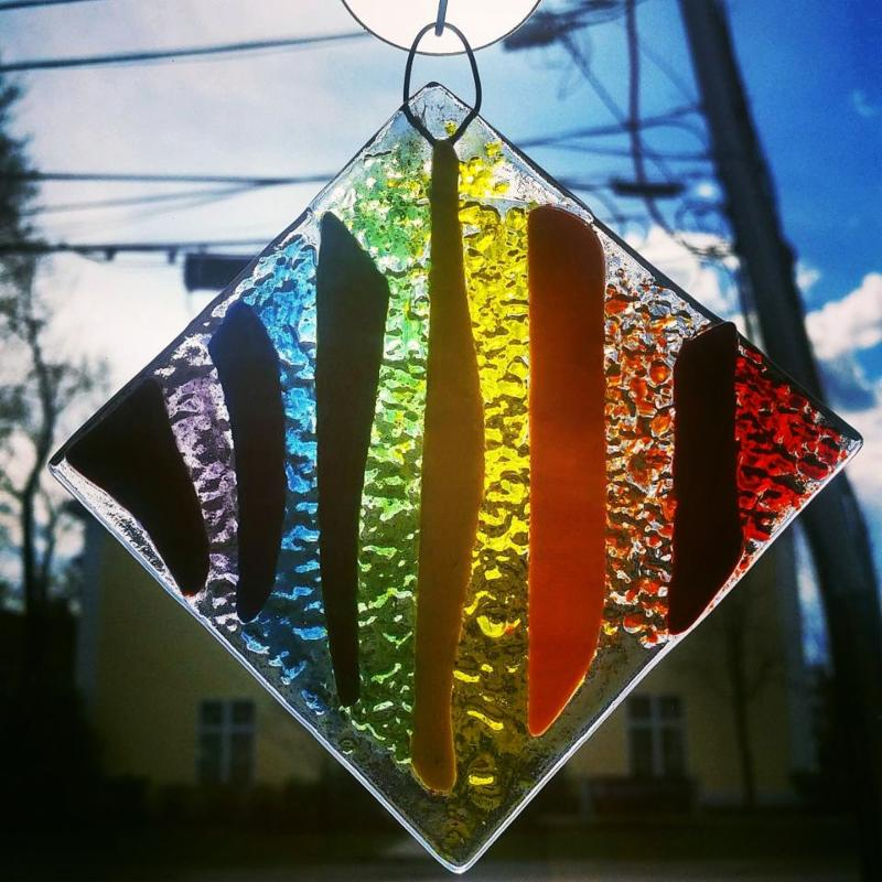 Suncatcher Glass Fusion Class - Discover Needham - Needham ...