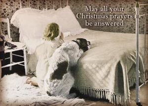 Prayers Be Answered card