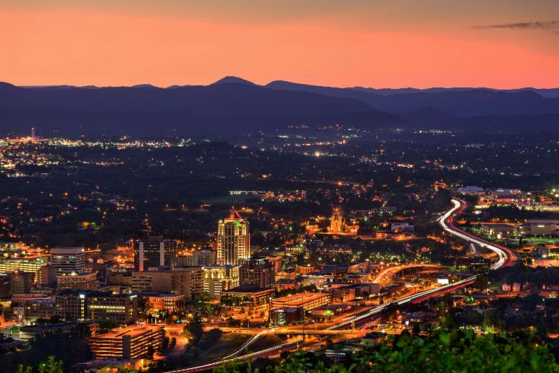 Roanoke City