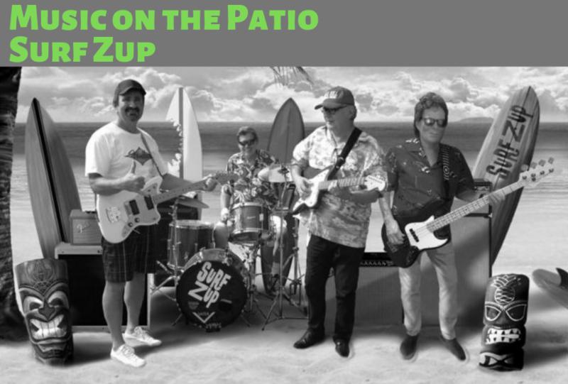 Music on the Patio Program