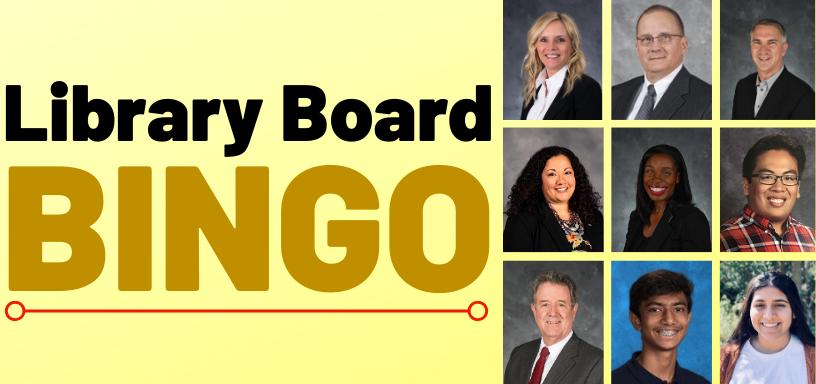 Library Board Bingo