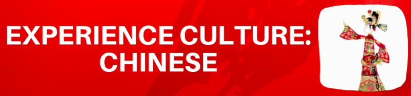 Experience Culture Chinese Program