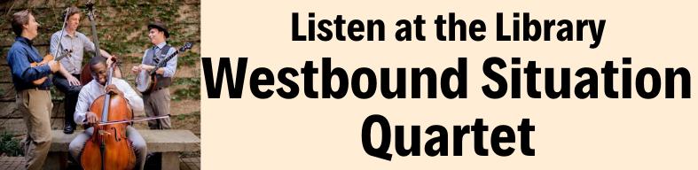 Westbound Situation Quartet Program