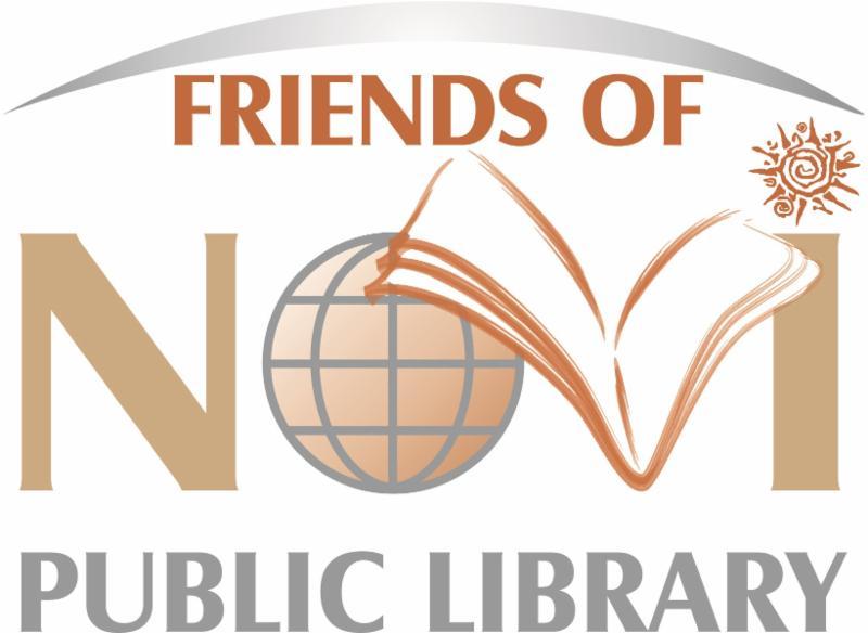 Friends of Novi Library Logo