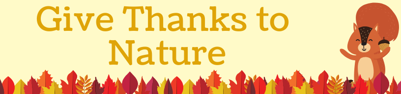 Give Thanks to Nature Program
