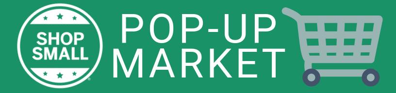 Pop-Up Market Logo