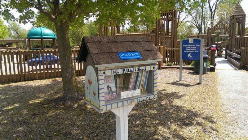 Photo of a Read Box