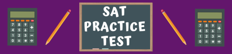 SAT Practice Test Program