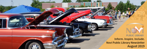 Classic Cars and Email Header