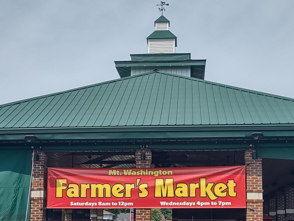 Mount Washington's Farmers' Market ranks second in state