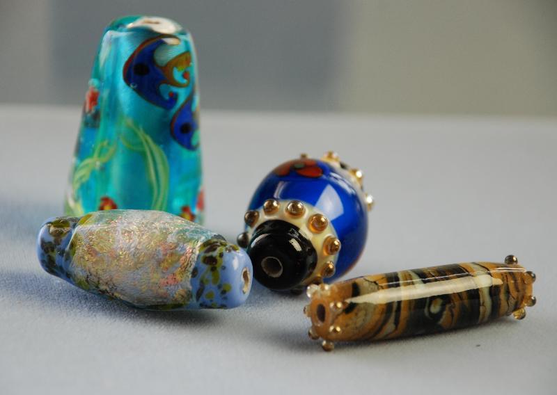 intermediate beads