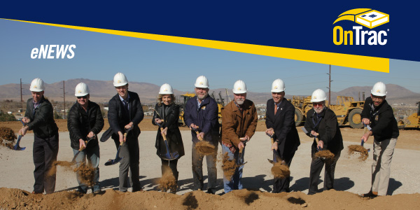 Ground-Breaking in Reno