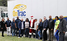 OnTrac Delivering Hope