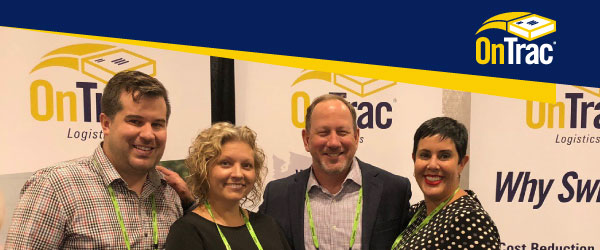 OnTrac at PARCEL Forum
