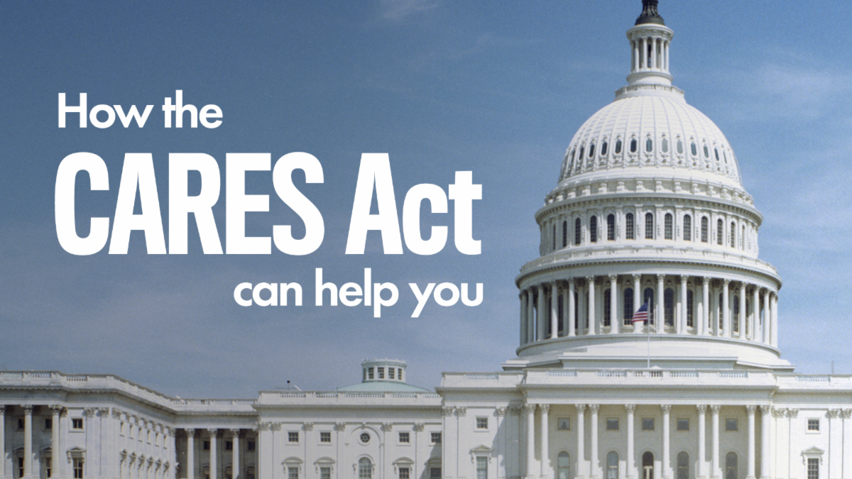 How the CARES Act Can Help You Image