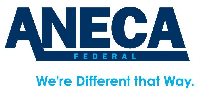 Dark logo, light blue federal, w tag