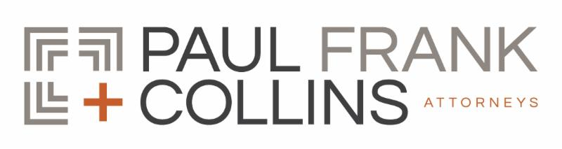 Paul Frank _ Collins Attorneys Logo