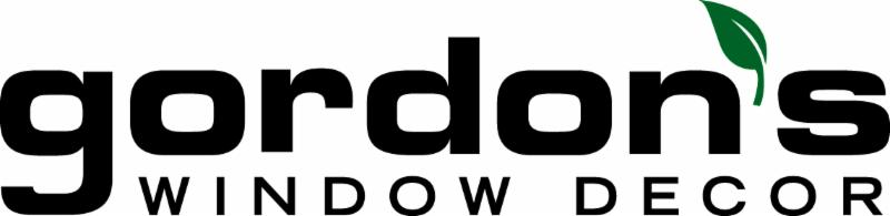Gordon_s Window Decor Logo
