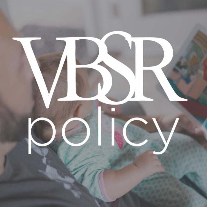 VBSR Policy Headline