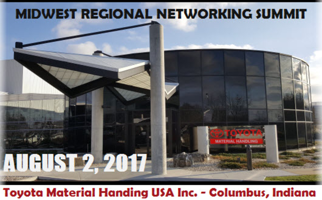 Toyota Columbus Indiana >> You Re Invited August 2nd Networking Event At Toyota In Indiana