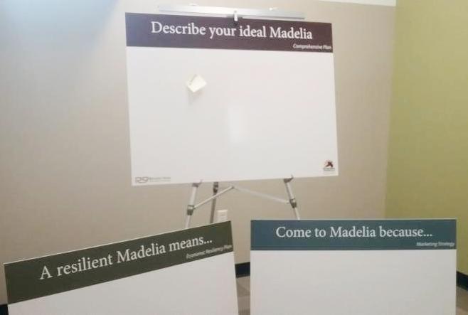 Madelia Idea Boards